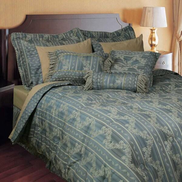 Innsbruck 7-piece Oversized Luxury Comforter Set
