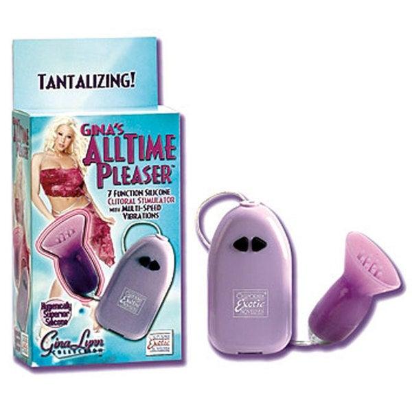 Gina Lynn's All Time Pleaser Vibrator