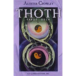 Thoth Tarot Deck (Cards)