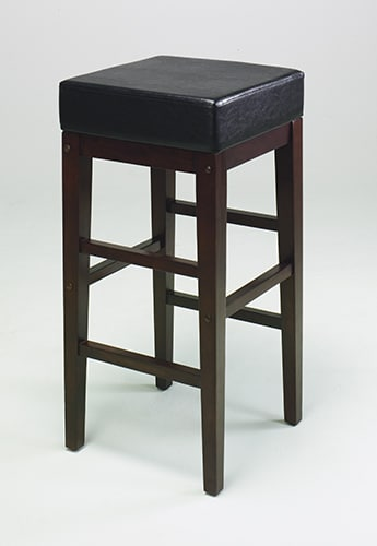 Metro 30 Inch Square Bar Stool Free Shipping Today
