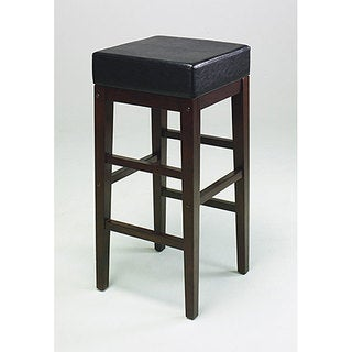 Sonata Square Bar Stool Free Shipping Today Overstock
