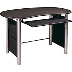 Office Star Black/ Silver Mixed Media Workstation Desk|https://ak1.ostkcdn.com/images/products/3725532/Office-Star-Black-Silver-Mixed-Media-Workstation-P11776353.jpg?impolicy=medium