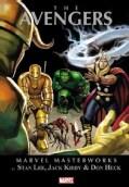Marvel Masterworks: the Avengers 1 (Paperback)