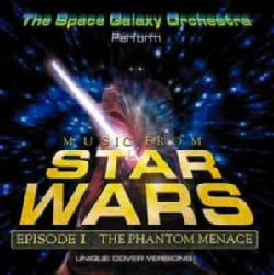SPACE GALAXY ORCH - MUSIC FROM THE STAR WARS