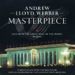 ANDREW LLOYD WEBBER - MASTERPIECE LIVE FROM