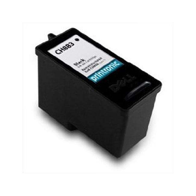 Dell CH883 Series 7 Compatible Black Ink Cartridge (Remanufactured)