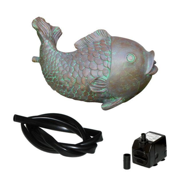 Koolscapes Fish Spitter Kit