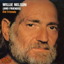WILLIE & FRIENDS NELSON - OLD FRIENDS
