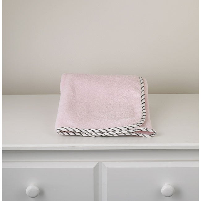 Shop Cotton Tale Poppy Crib Blanket Free Shipping On
