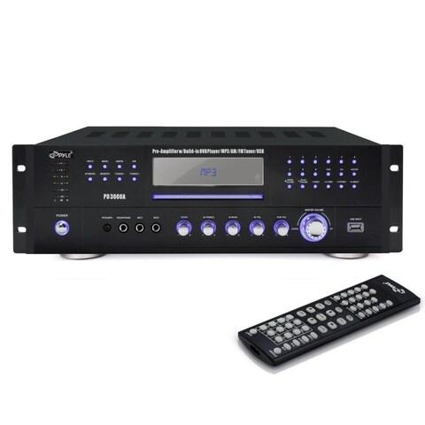 PylePro PD3000A 3000-watt Receiver