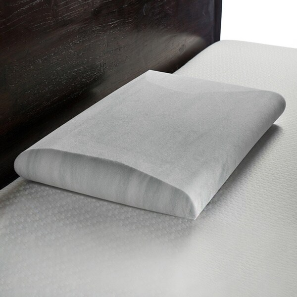 Comfort Dreams Crowned Classic EnviroGreen Queen-size Memory Foam Pillow