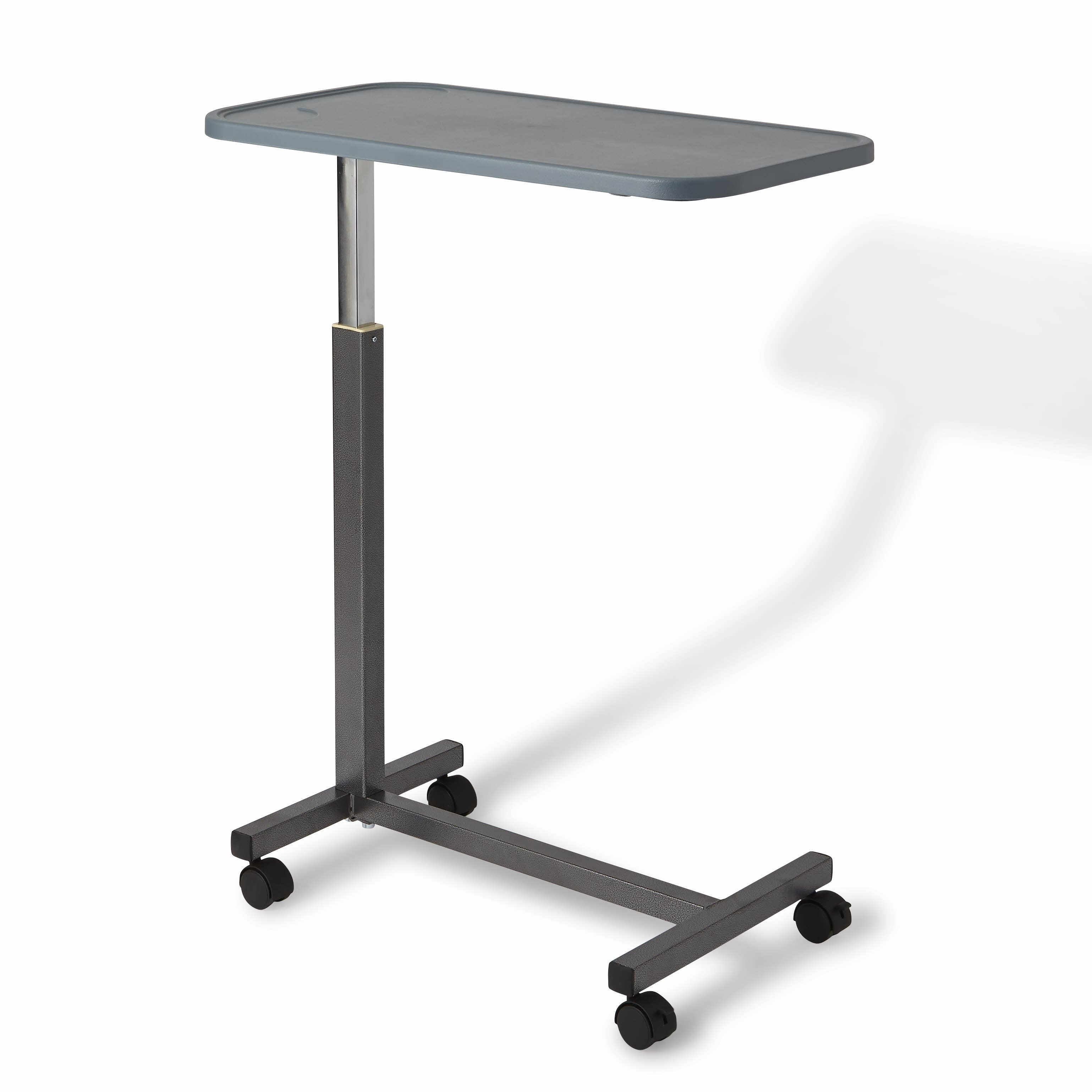 Medline Composite Top Adjule Overbed Table Free Shipping Today 3818803