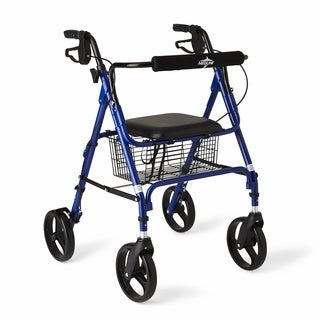 Medline Large Wheel Rollator/ Walker
