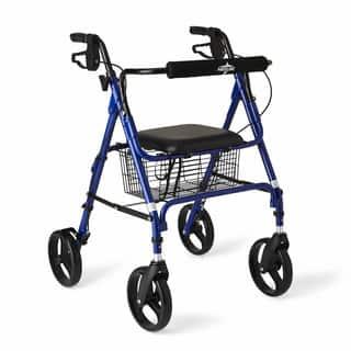Medline Large Wheel Rollator/ Walker|https://ak1.ostkcdn.com/images/products/3818806/P11877147.jpg?impolicy=medium