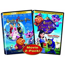 Happily N'Ever After/Happily N'Ever After 2 (DVD)