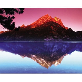 Christina Tsi Kramer 'Grand Tetons' Gallery Art