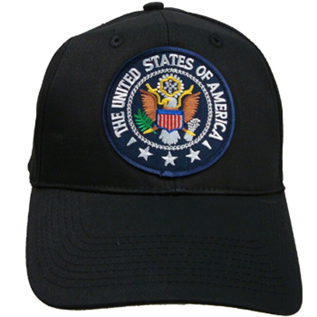 Presidential Patch Baseball Cap Free Shipping On Orders