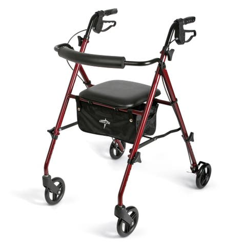 Medline Super Lightweight Rollator/Walker