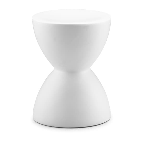 White Pawn Stool