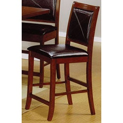 Merlot Counter Stools (Set of 2)