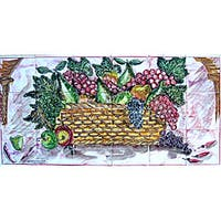 Kitchen Backsplash Art Decor 18 Ceramic Tile Mosaic Wall Mural