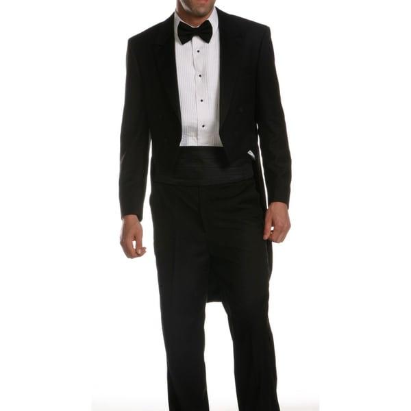 Ferrecci Men's Sophisticated Tail-back Tuxedo