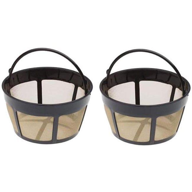 Cuisinart GTF Goldtone Basket Coffee Filters (Pack of 2)