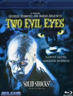 Two Evil Eyes (Blu-ray Disc)