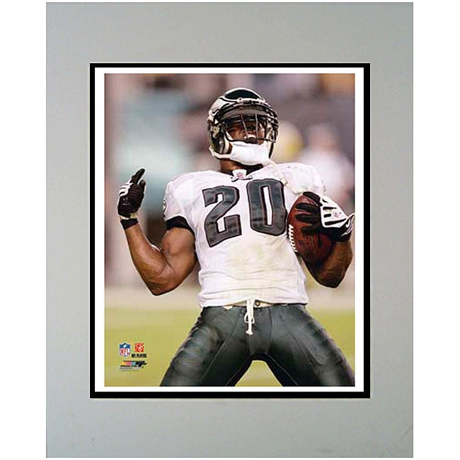 Shop Philadelphia Eagles Brian Dawkins 11x14 Matted Photo - Free Shipping  On Orders Over  45 - Overstock.com - 3826960 cfb6d60ee