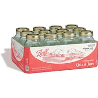 Ball 32-ounce/ Quart Mason Jars (Case of 24)