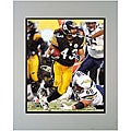 Pittsburgh Steelers Troy Polamalu 11x14 Matted Photo