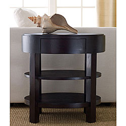 Abbyson Morgan Ellipse End Table