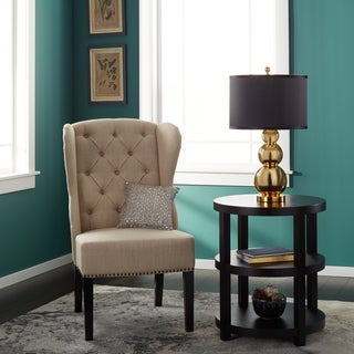 ABBYSON LIVING Morgan Round End Table