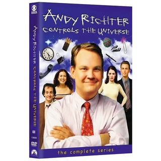 Andy Richter Controls the Universe - The Complete Series (DVD)