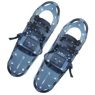 Medium Swagman Black Lightweight Aluminum/Rubber Proform Snowshoes|https://ak1.ostkcdn.com/images/products/3829092/P11885361.jpg?impolicy=medium