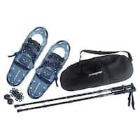 Swagman Proform Snowshoes Large/ Trekking Poles