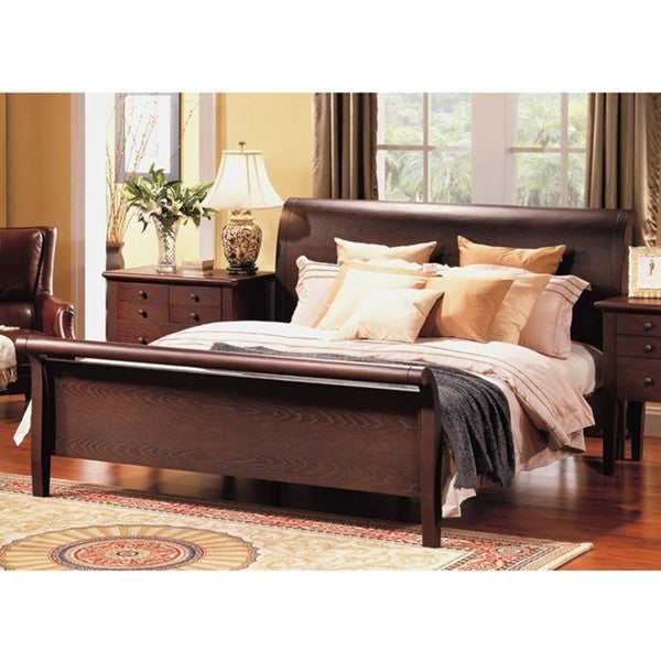 Novara California King-size Bed