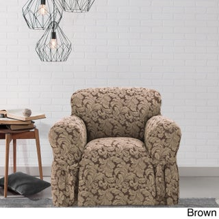 Sure Fit Scroll Chair Slipcover