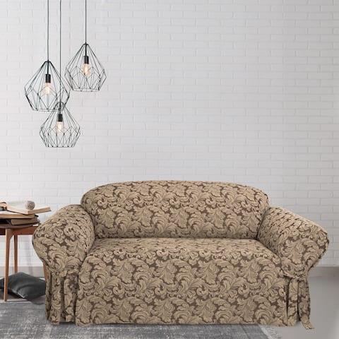 Scroll Sofa Slipcover