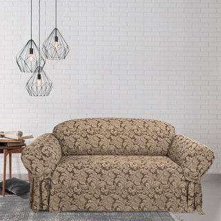 Merveilleux Scroll Sofa Slipcover