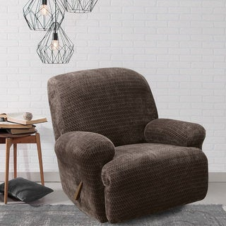 Sure Fit Royal Diamond Recliner Stretch Slipcover