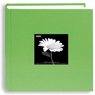 Pioneer 200-Pocket Green Photo Album (Pack of 2)