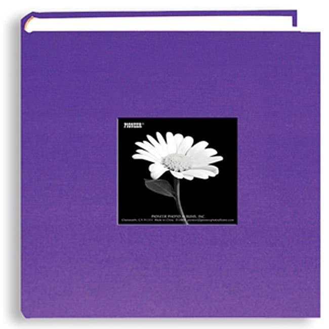 Pioneer Photo Albums Pioneer 200-pocket Grape Purple Phot...