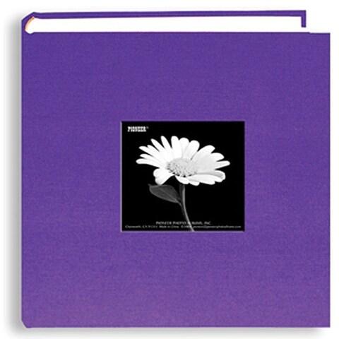 Pioneer 200-pocket Grape Purple Photo Album (Pack of 2)