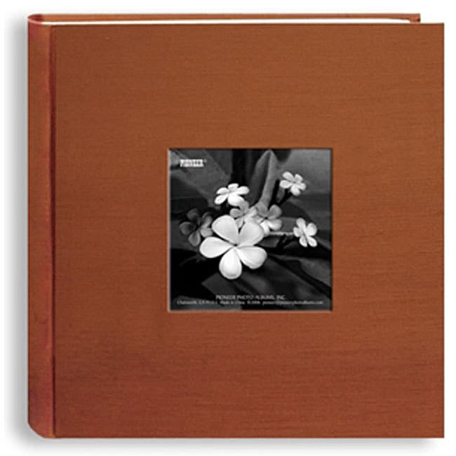 Pioneer Photo Albums Copper Silk 4x6 Albums (Pack of 2) (...