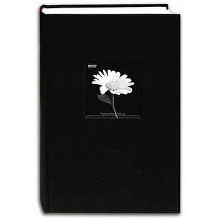 Pioneer Fabric Frame Cover Deep Black Bi-directional Memo Albums (Pack of 2)|https://ak1.ostkcdn.com/images/products/3834671/P11889854.jpg?impolicy=medium