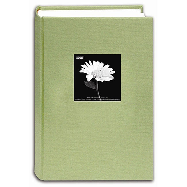 Pioneer Photo Albums Pioneer 4x6-inch Photo Albums (Pack ...