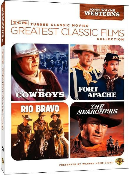 TCM Greatest Classic Films: John Wayne Westerns (DVD)