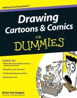 Drawing Cartoons & Comics for Dummies (Paperback)