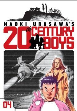Naoki Urasawa's 20th Century Boys 4 (Paperback)